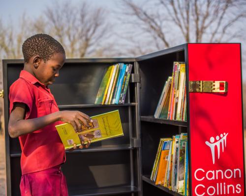 Kauzhumba Mobile Library