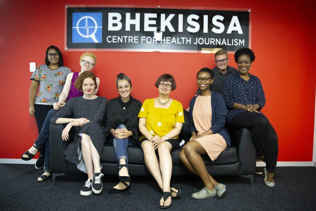 Bhekisisa Team